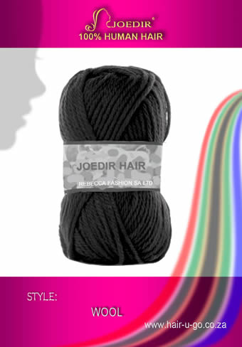 wool for hair extension